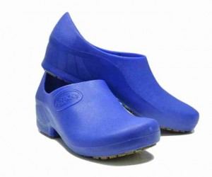 SAPATO STICK SHOES AZUL BIC UNISSEX -N.40***