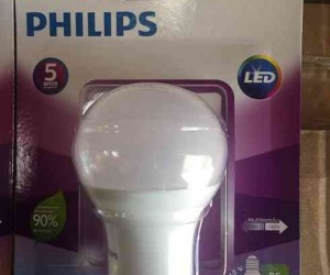 LAMPADA LED PHILIPS 7W BRANCA